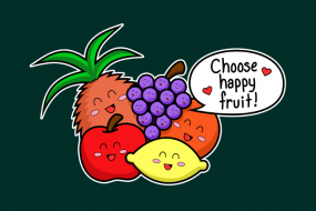 Choose Happy Fruit