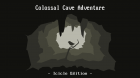 Colossal Cave Adventure - Icicle Edition