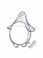 Fatty Penguin