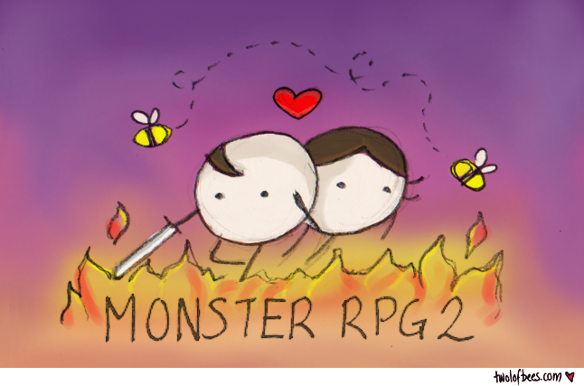 Monster RPG 2 Fan Art