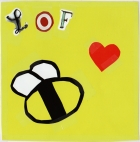 Lof Bee Cutout